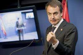 Zapatero felicita las Navidades a las tropas en el exterior