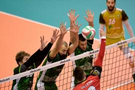 El Ca'n Ventura Palma se mete en la final de la Copa del Rey de voleibol tras eliminar al vigente campeón
