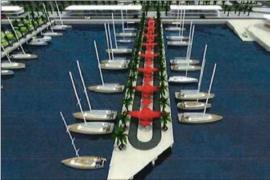 Una empresa náutica pone a la venta amarres inexistentes delante de la Seu