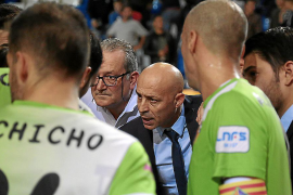 Pulso al líder del Palma Futsal