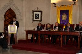 Inauguración del curso de la Reial Acadèmia de Medicina de Balears