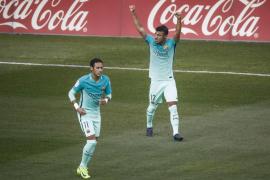 El Barça resiste ante el Atlético e insiste en la Liga