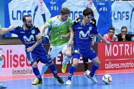 Bofetada al Palma Futsal