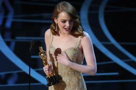 Emma Stone y Casey Affleck se llevan los Oscar a mejor actriz y actor principal