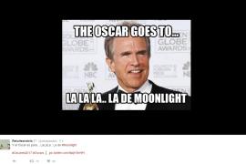 Humor y 'memes' a cuenta de los Oscar 2017