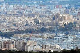 La población extranjera en Palma representará el 40 % en el año 2030