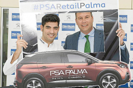 Mosa es ahora Peugeot PSA Retail Palma