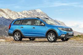 Dacia presentará en Ginebra el Logan MCV Stepway
