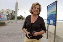 Nájera intenta que Madrid se implique más en la Platja de Palma