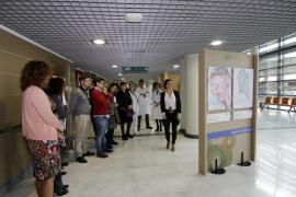 El Hospital Son Espases presenta una exposición sobre enfermedades raras