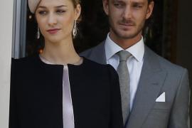 Pierre Casiraghi y Beatrice Borromeo han sido padres por primera vez