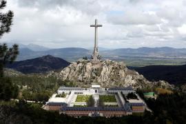 El Supremo rechaza el recurso de Garzón que pedía sacar a Franco del Valle de los Caídos