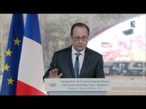 Un gendarme dispara su arma por accidente durante un discurso de Hollande y causa dos heridos
