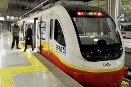 Los nuevos trenes eléctricos entrarán en funcionamiento en abril