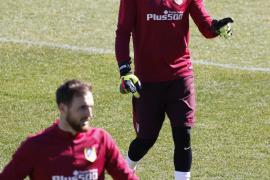 El mallorquín Miguel Ángel Moyá amplía su contrato con el Atlético de Madrid