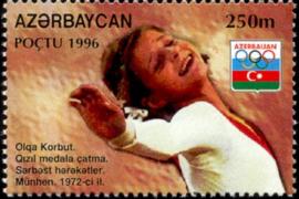 Korbut, campeona olímpica, subasta sus medallas por problemas financieros
