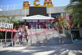 La Policía Nacional registra la discoteca BCM de Magaluf