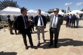 Acto institucional en Ibiza con motivo del Dia de les Illes Balears