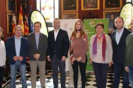 El Parc de ses Estacions recibirá el tour 'Mujer, Salud y Deporte' de PalmaDona