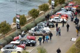 Puerto Portals acogerá del 9 al 11 de marzo la decimotercera edición del Oris Rally Clásico