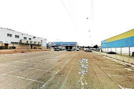 El nuevo parking para contenedores de camiones del polígono de Marratxí será de pago