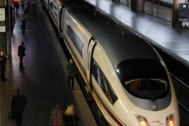 Detienen a un hombre que amenazaba con volar el AVE de Barcelona a Girona
