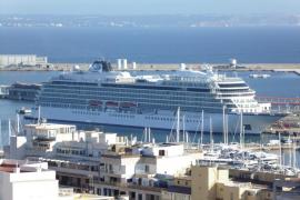El crucero Viking Sky, el más moderno del mundo