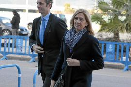 Los ciudadanos de Baleares ven trato de favor en la absolución de la Infanta