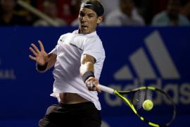 Nadal se emplea a fondo ante Nishioka y alcanza las semifinales