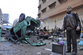 Un atentado con sello de Al Qaeda causa 21 muertos en Egipto
