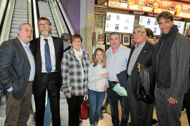 Noche del Real Mallorca en el estreno de 'Cent anys després'