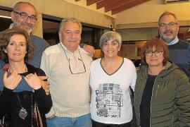 Cena en Can Arabí de Binissalem a beneficio del pueblo saharaui