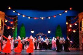 La zarzuela 'La verbena de la paloma', en el Auditórium de Palma