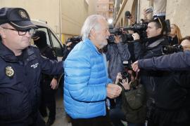 El fiscal solicita prisión sin fianza para Cursach y Sbert