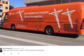 Los usuarios rebaten el polémico mensaje del autobús de Hazte Oír