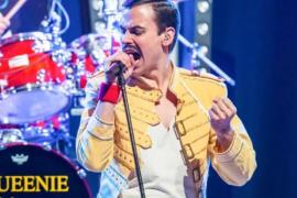 Queenie rememora a la banda liderada por Freddie Mercury en el Auditórium