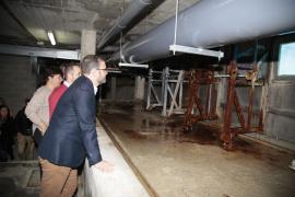 El IME mejorará las piscinas de Son Hugo con una inversión de 2,5 millones