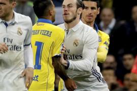 Dos partidos de sanción para Bale, que se pierde los choques contra Eibar y Betis