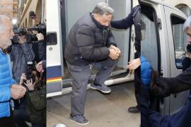 Prisión provisional sin fianza para Cursach y Sbert