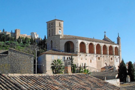 El Ajuntament de Artà demanda a la parroquia por la titularidad de las murallas de Sant Salvador