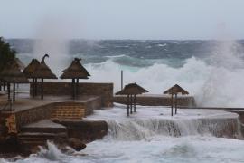 El frío y el viento regresan este sábado a Baleares