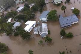 Inundaciones de «proporciones bíblicas» amenazan más zonas en Australia