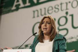 Susana Díaz: «La gente quiere que el PSOE vuelva, pero no el pasado»