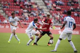 El Mallorca busca una victoria en la 'final' de Murcia para escapar del descenso