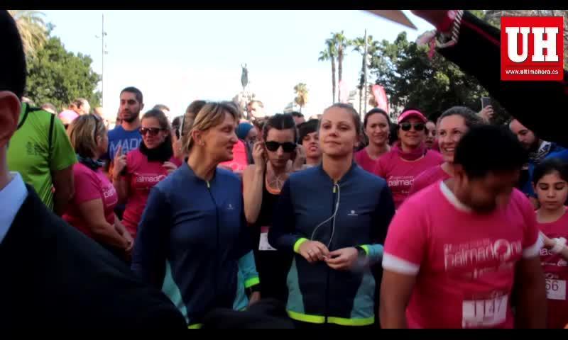 La segunda Carrera Popular Palmadona reúne a 3.000 participantes