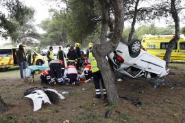 Fin de año accidentado en Mallorca