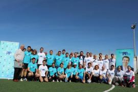 Company presenta su lema #FeimPPartit en un partido de fútbol para remarcar su compromiso de «jugar limpio»