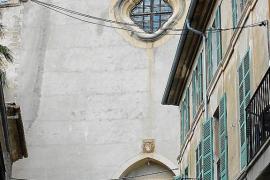 El rector de Pollença descubre que la iglesia de Monti-sion es del Ajuntament