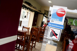 La Conselleria de Salut no tiene previsto reforzar las inspecciones por la nueva 'ley antitabaco'