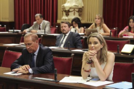 Prohens denuncia que el Parlament se ha convertido en «una Conselleria más del Govern»